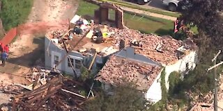 Mark Hackel on efforts to rebuild Armada following Saturday's tornado