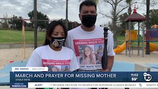 Family of missing CV mom continues searching for answers