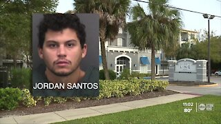 Victim describes terrifying attack by USF baseball player