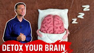Sleeping Detoxifies Your Brain