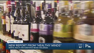"""NEW REPORT FROM """"HEALTHY MINDS"""""""