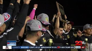 Three area soccer teams clinched valley championships on Friday