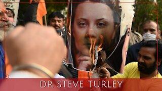 Greta Thunberg Faces CRIMINAL CONSPIRACY Probe as India STRIKES BACK Against Big Tech!!!