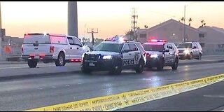 PD: 2 killed in early morning fiery crash in east Las Vegas