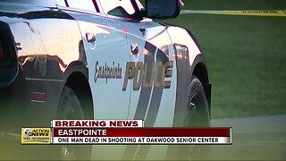 1 dead in shooting at Eastpointe senior center