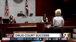 Medication-assisted drug court program sees success