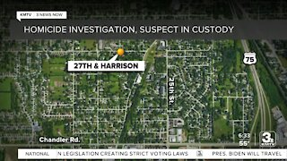 Bellevue Police investigating Sunday homicide
