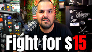 The $15 Minimum Wage Debate!