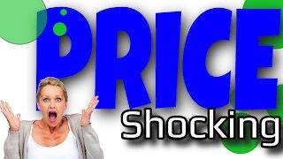 Amazon shocking price Chandelier Click Link