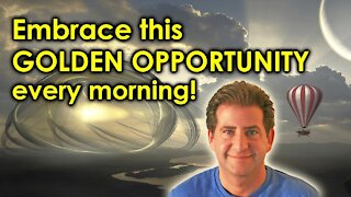 Anchor High Vibrational Energy Every Morning By Doing This!