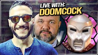 Sidebar with Doomcock - Viva & Barnes LIVE!