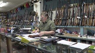 Gun Background Checks Soared During Pandemic