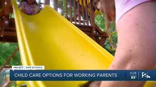 OKDHS announces funding for daycares