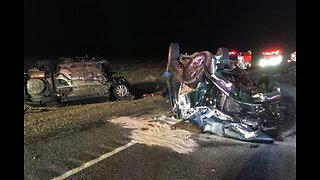 Report: Nevada Highway Patrol responded to 65 fatal crashes in 2019
