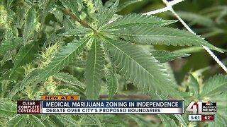 Medical marijuana zoning in Independence