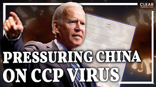 US & EU Pressuring China on the Origins of the Virus   Clear Perspective