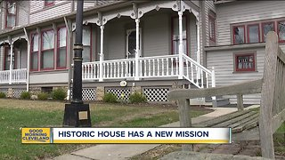 Historic house in Medina has a new mission