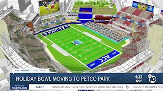 Holiday Bowl moving to Petco Park
