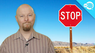 BrainStuff: Why Are Stop Signs Red?