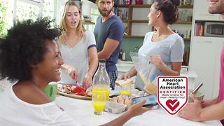 American Heart Association's Heart Check Mark (15s)