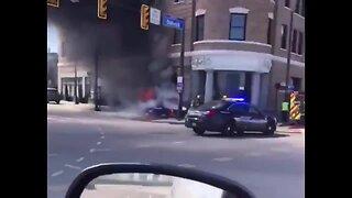 Fatal crash on West 25th Street