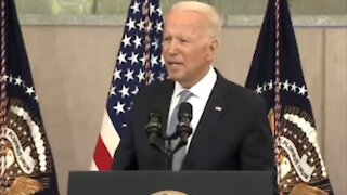 Biden: It's No Longer About Who Gets the Vote It's About Who Counts the Vote - 2405