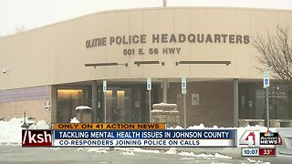 Johnson County hiring more mental health co-responders