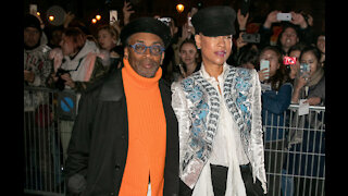 Spike Lee says his wife deserves all the credit for raising their children