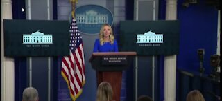 White House Press Secretary tests positive for COVID-19