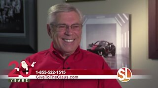 20 years of Operation Santa Claus with David Kimmerle
