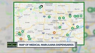 What medical marijuana dispensaries are open