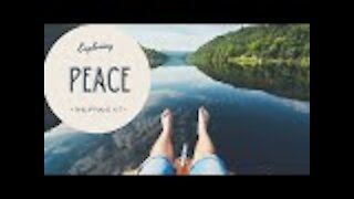 Having Peace with God