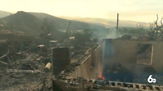 5 years since Table Rock fire burned over 2,500 acres and destroyed one home