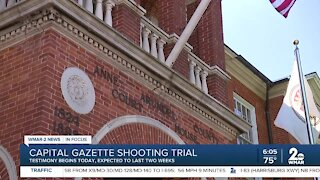 Capital Gazette Shooting Trial: Day One of Arguments
