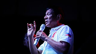 Duterte Refuses To Cooperate With International Criminal Court