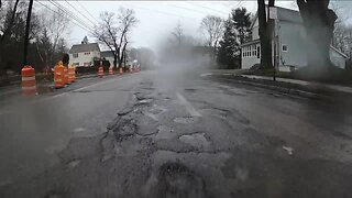 Salamanca residents upset with poor condition of state roads