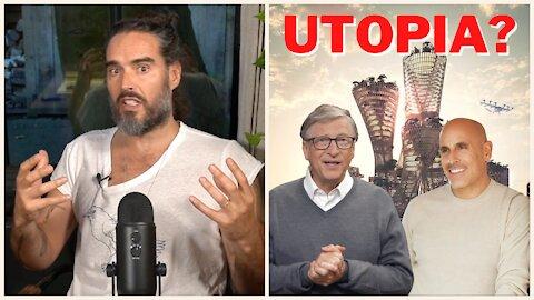 "Billionaires Building ""Utopias"" In The Desert"