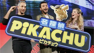 'Detective Pikachu' Teases New TV Trailers
