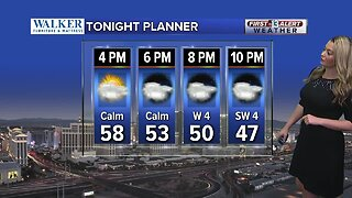 13 First Alert Las Vegas evening forecast | Jan. 3, 2020