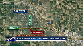 Shooting victim not truthful with police