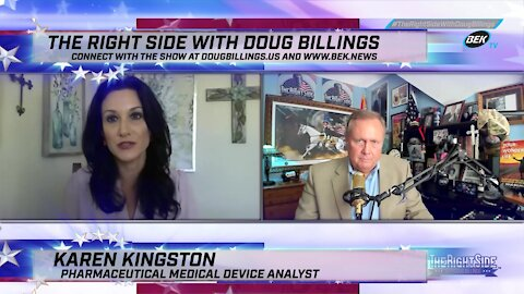 The Right Side with Doug Billings - July 16, 2021