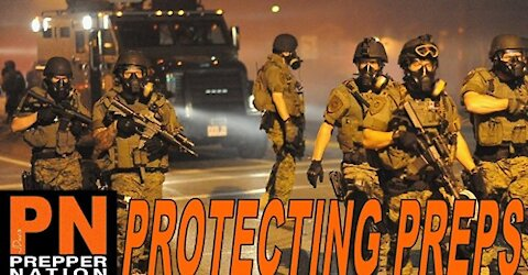 Protecting Your Preps During SHTF