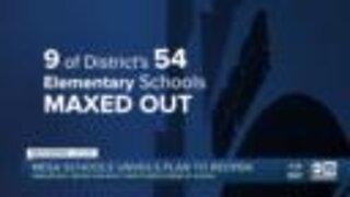 Mesa Public Schools announces plan to reopen