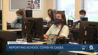 Florida health officials to report coronavirus cases in schools