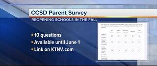 CCSD parent survey