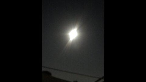 Cool full moon