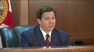 FULL NEWS CONFERENCE: Florida Governor Ron DeSantis talks unemployment impact on coronavirus