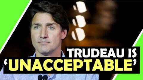 Justin Trudeau Puppet Tyrant Is 'Unacceptable' / Hugo Talks #lockdown