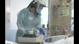 Hospitals throughout metro Detroit near capacity for COVID-19 patients amid surge