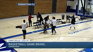 Fight breaks out at Germantown basketball tournament